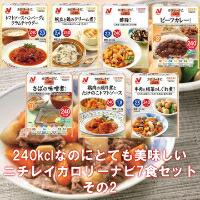 ニチレイカロリーナビ240kcal21食セット【送料無料】(旧名:ニチレイ糖尿病食21食セット)