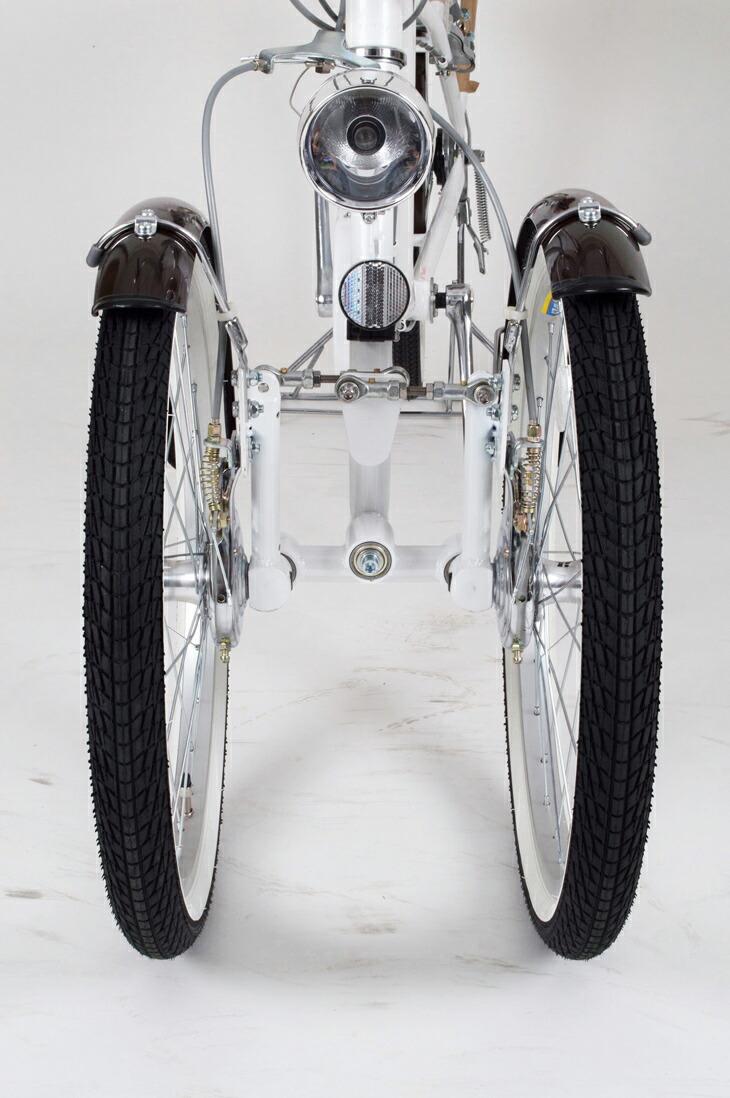自転車 MG-CH243B[バンビーナ 3輪 ...