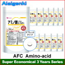 AFC Amino acid + royal jelly for 3 years (90 days series * 12 sets) [supplement /Amino acid/Supplement](AFC supplement)