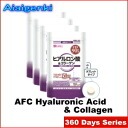 AFC Hyaluronic Acid + Collagen for 1 year (90 days series * 4 sets) [supplement /Hyaluronic Acid/Supplement](AFC supplement)