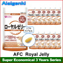 AFC Royal Jelly for 3 years (90 days series * 12 sets) [supplement /royal jelly/Supplement](AFC supplement)