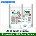 AFC Multi mineral for 6 months (90 days series * 2 sets) [supplement /multi mineral/Supplement](AFC supplement)
