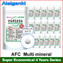 AFC Multi mineral for 4 years (90 days series * 16 sets) [supplement /multi mineral/Supplement](AFC supplement)