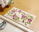 Main wind front door mats and chic floral designs in ornate door ☆ 10P02jun13