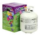 Rakuten: Rilakkuma 45 cm (gas into balloons & refill cans) set