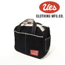 UES( waste )DENIM_BAG/ picnic bag medium size /811401-M