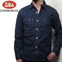 UES( waste) ウォバッシュワークシャツ / WABASHI WORK SHIRTS Lot.500954 ■ Made in JAPAN■