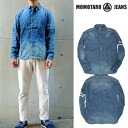 """Momotaro JEANS» 8 oz special concentrated servicing distressed processing jail pocket t-shirt /jail pocket shirt VW SJ191 AW"