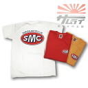 """Samurai jeans, Samurai car club."" SMCT t-shirt /Lot.SMT14-107SAMURAIJEANS_fs04gm [Thunder SOAP 480 g ★ presents subject goods]"