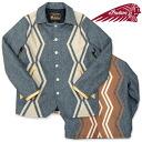 INDIANMOTORCYCLE / wool blanket jacket /Col.115/Lot.IM13200/ Indian motorcycle
