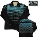 Corduroy sport shirt /Lot.SE26786/Col.119)BLK/STYLE_EYES(stairways)
