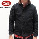 UES (WES) deck jacket ( Deck jacket)/Col.BLACK/Lot.901151 made in Japan ■ ■