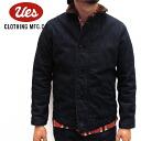 UES (WES) deck jacket ( Deck jacket)/Col.DENIM/Lot.901151 made in Japan ■ ■