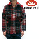 UES (WES) wool jacket ( WOOL JKT)Col.RED/Lot.911351 made in Japan ■ ■