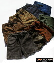 COOCHUCAMP (camp Coutu) Happy shorts: 8-colors/MADE... IN... JAPN