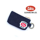 UES (WES) DENIM KEY CASE / デニムキー case ◆ Made in JAPAN ★ at 160 yen (non-COD) shipping