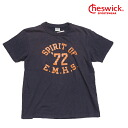 "CHESWICK( chess Wick) S/S TEE shirt ""SPIRIT OF '72"" CH76247 128)NAVY"