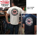 """Samurai jeans, Samurai car club"" REAL Racing T shirt /lot.smt17-108samuraijeans_fs04gm"