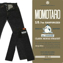 """Momotaro JEANS» 15.7 oz special 濃イ, de Citi Golf battle classic Middle straight #1005sp (28-36 inches) a little bit of thick straight MOMOTARO JEANS"