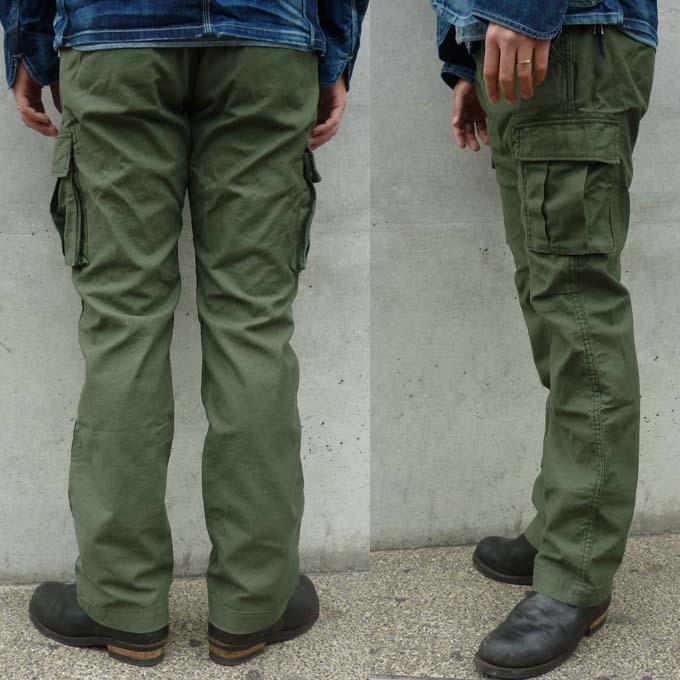 Fantastic  Brand Grayson Skinny Cargo Pants Olive In Green VINTAGE OLIVE  Lyst