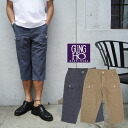 GUNG HO( cancer Ho) STONE WASH corduroy cropped pants (37561) PANT, CROPPED, incompleteness, seven minutes _fs04gm