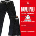 15.7 oz special 濃イ, de Citi Golf battle classic wide straight #0905sp (38-42) MOMOTARO JEANS momotaro jeans ***