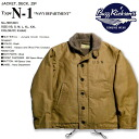 "BuzzRickson's (Rickson) n-1 deck jacket ""n-1 DECK JACKET NAVY DEPARTMENT 40's MODEL ' BR12031KHK ◆"