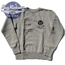 "SET-IN CREW SWEAT ""U.S.ARMY AIR FORCE ""BR66029 BUZZ RICKSON'S( バズリクソンズ) Made in JAPAN"