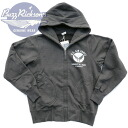 US AIR FORCE FULL ZIP PARKA sweat shirt parka BR65599_128)Navy BUZZ RICKSON'S( バズリクソンズ) Made in JAPAN
