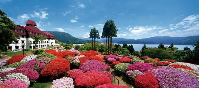 小田急 山のホテル(箱根湖畔) 藍工房ショップ