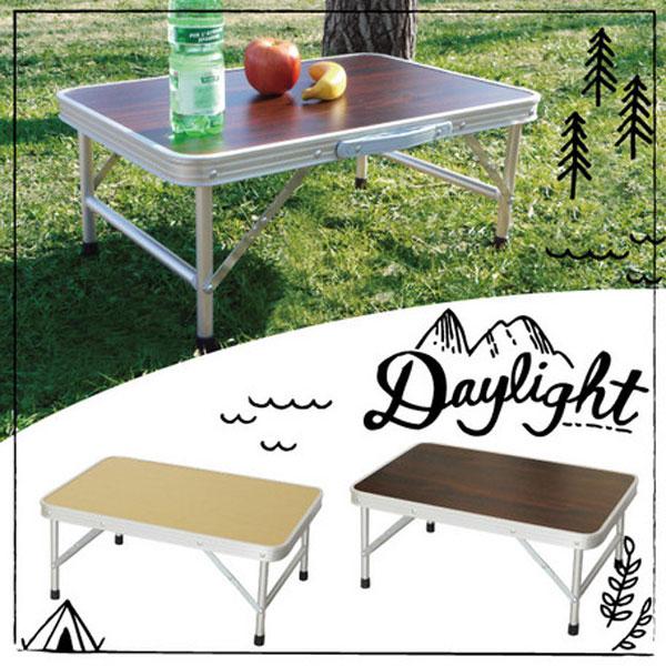 【全商品ポイント10倍!!】折りたたみテーブル 幅60cm アウトドアテーブル 簡易テーブル レジャーテーブル ピクニックテーブル ロータイプ 折り畳み式 ♪