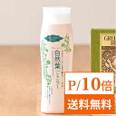 300 ml of green notebook nature leaf shampoo [non-silicon no addition ]10P01Jun14]