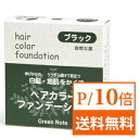 12 g of green notebook hair color foundation ● refills [concealment of white hair for parts]