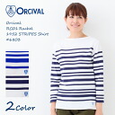 [2013 In winter new arrival! : オーシバル オーチバル Russell boat neck ボーダーバスク shirt ( 1952 STRIPE ) ORCIVAL オーシバル ladies #6803 sewn-Picasso-Hemingway-2013 winter