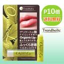 Trend holik who clip N 4.5 g Ishizawa Institute [trend holic trend holik lip balm moisturizing moisture nature faction lip makeup natural organic]