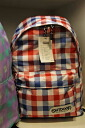 OUTDOOR ODR-01 check print pattern backpack (factory)