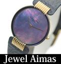クリスチャンディオールバキラシェル clockface D47-153 quartz Lady's watch