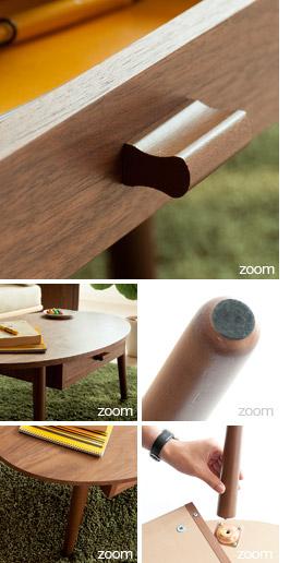 高品質なテーブル