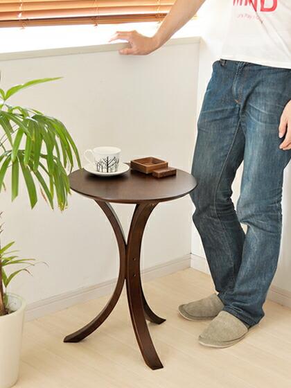 air-rhizome  라쿠텐 일본: 사이드 테이블 나무 테이블 나이트 ...