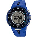 ■CASIO Casio electric wave, solar PRW-3000-2BJF