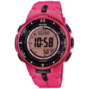 ■CASIO Casio electric wave, solar PRW-3000-4BJF