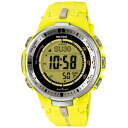 ■CASIO Casio electric wave, solar PRW-3000-9BJF