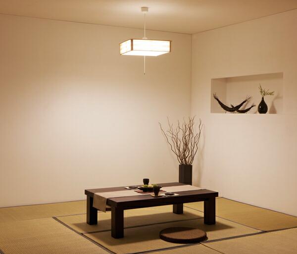 和風ペンダントライト【〜8畳】調色 PLC8DL-J アイリスオーヤマ