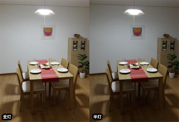 洋風ペンダントライト【〜6畳】ブルー・ピンク・イエロー PLC6D-P2-A・PLC6D-P2-P・PLC6D-P2-Y