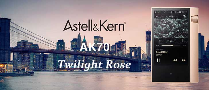 Astell and Kern AK70