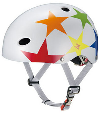 ... 自転車ヘルメット子供用