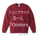 10.0 Oz crew neck sweatshirts (pile) (kids) athle UNITED ATHLE #5728-01.