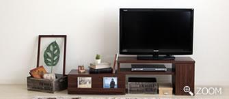 テレビボード 完成品