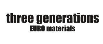 three generations EURO materials