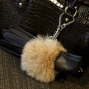 Was featured in a STORY ★ ★ Fox & raccoon (fur) Globe holder ■